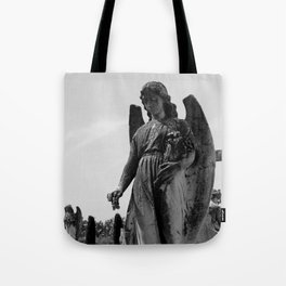 Cemetery #3 Tote Bag