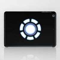 iron man iPad Cases featuring IRON MAN by eARTh
