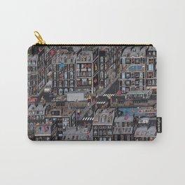 Parisian Neighbourhood Carry-All Pouch