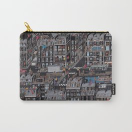 Parisian Neighbourhood Carry-All Pouch