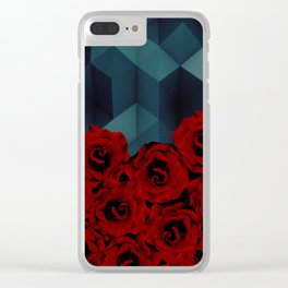 C13D Everything rosy 4 Clear iPhone Case