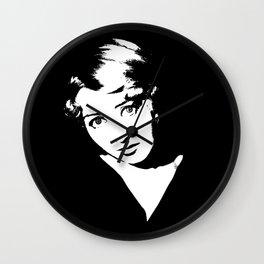 Joan Blondell Is Class Wall Clock