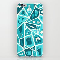 breaking iPhone & iPod Skins featuring Breaking Bad by Felix Rousseau