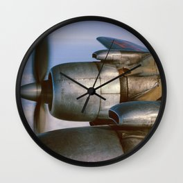 Right Wing Wall Clock