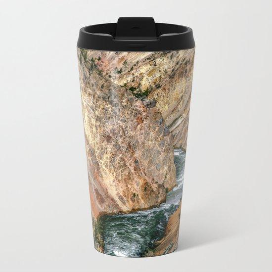 Rocky Creek Metal Travel Mug