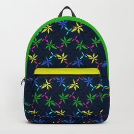 Colored Leaves Backpack