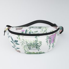 Garden Plants Collection Fanny Pack
