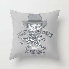Amazing - Painless Throw Pillow
