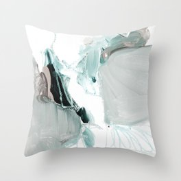 abstract painting XX Throw Pillow