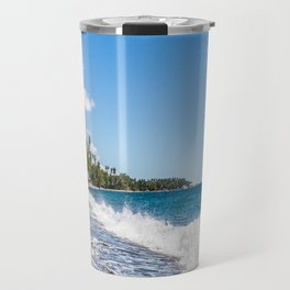 Crashing Waves Travel Mug
