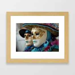 Looking out (2) Framed Art Print