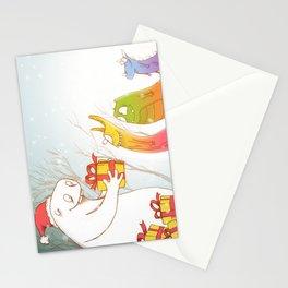 X-Mas 2013 Stationery Cards