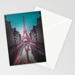 An Eye Full of the Eiffel Stationery Cards