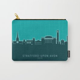 Stratford-upon-Avon England Skyline Carry-All Pouch