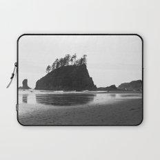 La Push Beach #2 - La Push, WA Laptop Sleeve