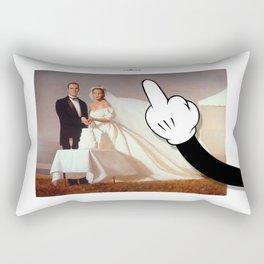 còllera wedding Rectangular Pillow