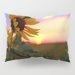And The Sun Will Shine Pillow Sham