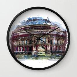 Royal Albert Hall - London Wall Clock