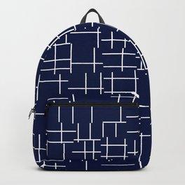 Crossing Lines Backpack
