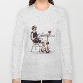 Le Petit Dejeuner Long Sleeve T-shirt