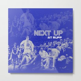 Next Up in Rupp Metal Print