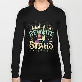 Rewrite the stars Long Sleeve T-shirt