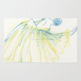 A Ballerina Rug