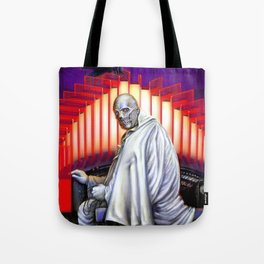 Dr. Phibes Vincent Price horror movie monsters Tote Bag