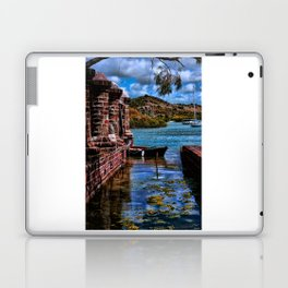 Nelsons Dockyard Laptop & iPad Skin
