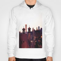 religion Hoodies featuring Cleveland Religion by Toni Tylicki