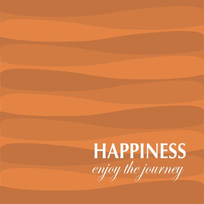 Orange for Happiness Comforters