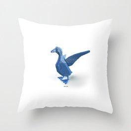 duck. Throw Pillow