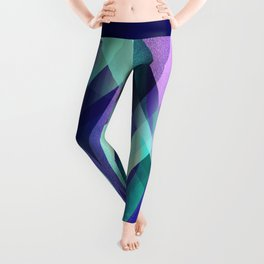 Abstract background G142 Leggings