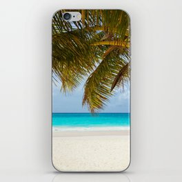 Tropical Beach iPhone Skin