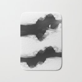 Hello from the The White World Bath Mat
