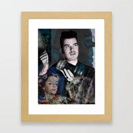 Jack Parsons- Babylon Chaos Framed Art Print