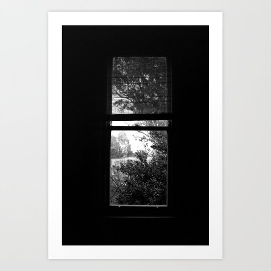 The Tranquility of Solitude Art Print