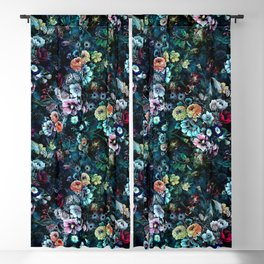 Night Garden Blackout Curtain