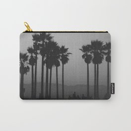 palms against the mountain Carry-All Pouch