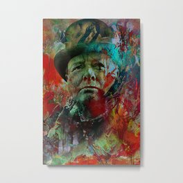 Churchill Metal Print