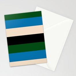 Color Stripe _003 Stationery Cards
