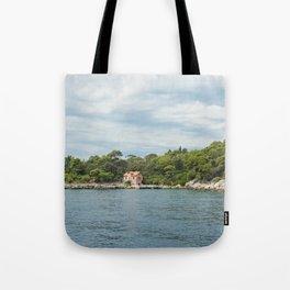 Lokrum Croatia Tote Bag