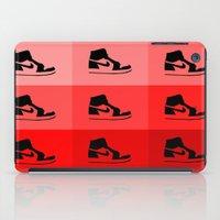 air jordan iPad Cases featuring JORDAN 1  by ZERO FLUX