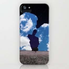 Dear Magritte iPhone Case