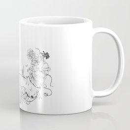 Sleeping Fox Coffee Mug
