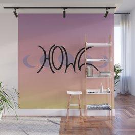 Sunset Eclipse Howler Wall Mural