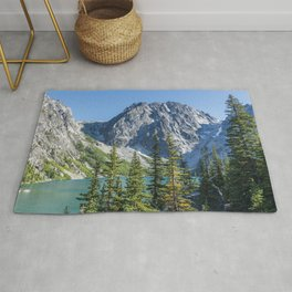 Blue Sky Over Enchantments Rug