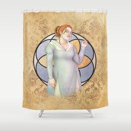 Trisana Chandler Shower Curtain