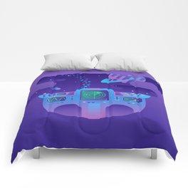 Cosmic Journey Comforters