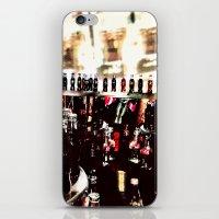 it crowd iPhone & iPod Skins featuring Crowd by YM_Art by Yv✿n / aka Yanieck Mariani